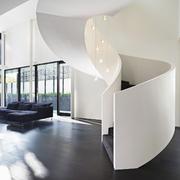 中式风格楼梯效果图片