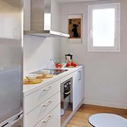 公寓厨房设计图片