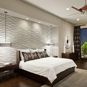 卧室设计窗帘图