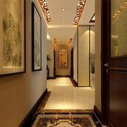 时尚风格走廊吊顶图片