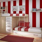 创意型儿童房效果图