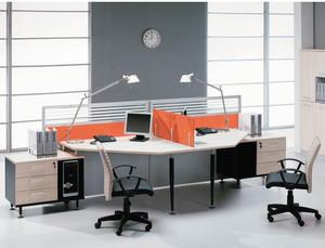办公室屏风设计图片