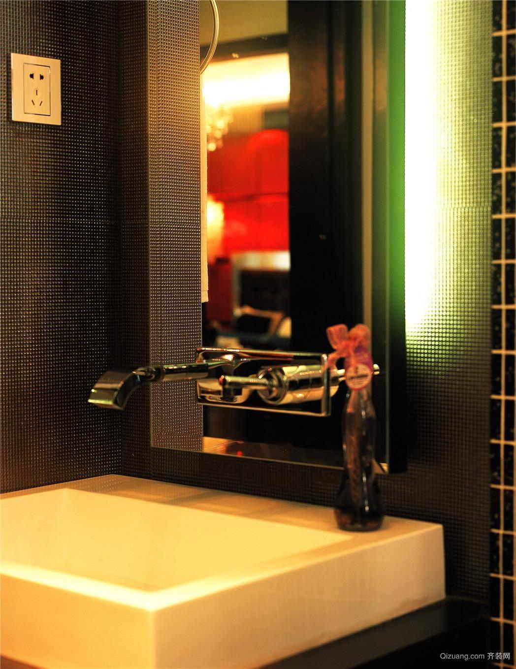新古典室内设计卫生间装修效果图