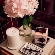 粉色调公寓装修设计