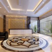 酒店大厅设计大全