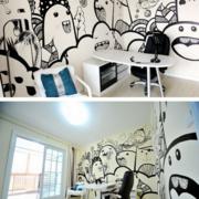壁纸设计现代图