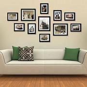 简约风格照片墙装修