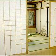 清新风格卧室装修图片