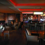 酒吧吊顶设计图片