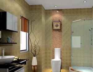 卫生间整体设计图