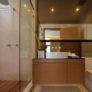 别墅卫生间效果图