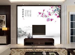 背景墙设计整体图