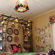 别墅儿童房效果图
