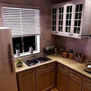创意厨房效果图片