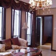 怡情系列客厅吊顶图片