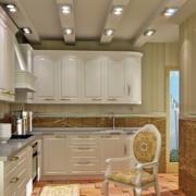 唯美型厨房设计大全