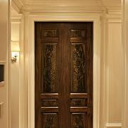 现代室内门设计