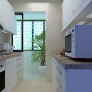 厨房飘窗装修图片
