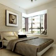 简约系列卧室效果图片