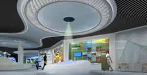 展厅布置设计效果图