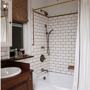 时尚风格浴室装修图片