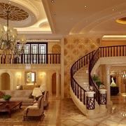 公寓楼梯设计图片