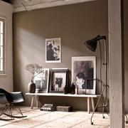 浅色调室内设计图片