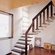实木楼梯效果图片