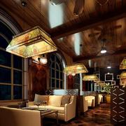 咖啡店设计造型图