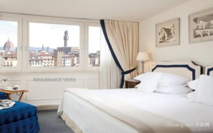 国际五星级酒店精装修效果图