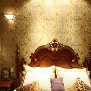 宜家风格卧室效果图片