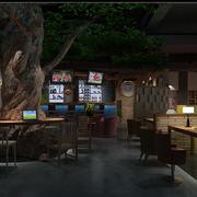 咖啡店设计唯美图