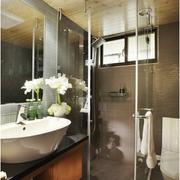 大户型浴室装修图片