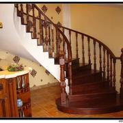 宜家风格楼梯装修图片