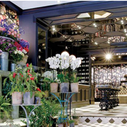 时尚风格花店设计图片