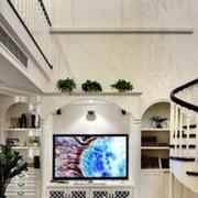 简约系列楼梯装修图片
