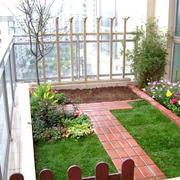 阳台花园设计实例