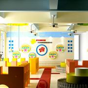 幼儿园背景墙效果图