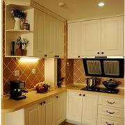 精致型厨房效果图片