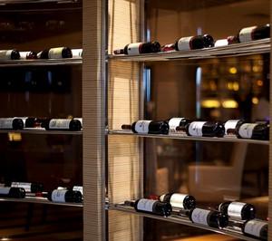 唯美的酒柜整体设计