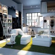 客厅设计造型图