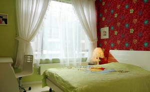 新中式大户型儿童房设计装修效果图