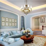 客厅设计色调搭配