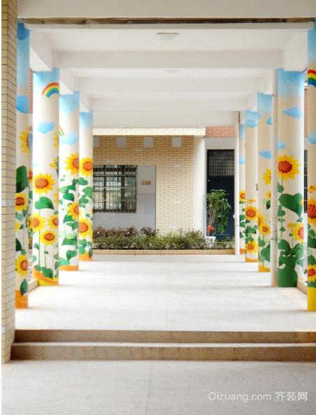 幼儿园墙绘装修设计