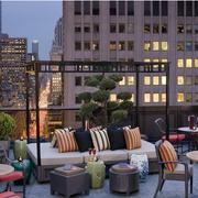 屋顶花园设计现代图
