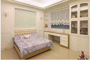 美式儿童房装修设计效果图