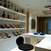 精美的现代酒柜设计