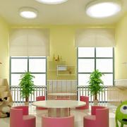 幼儿园设计灯光设计