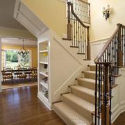 楼梯设计飘窗图