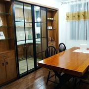 厨房桌椅造型图设计